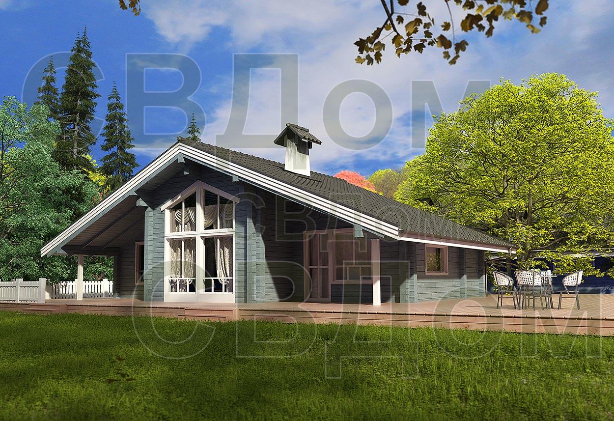 Главная - Cottage-96
